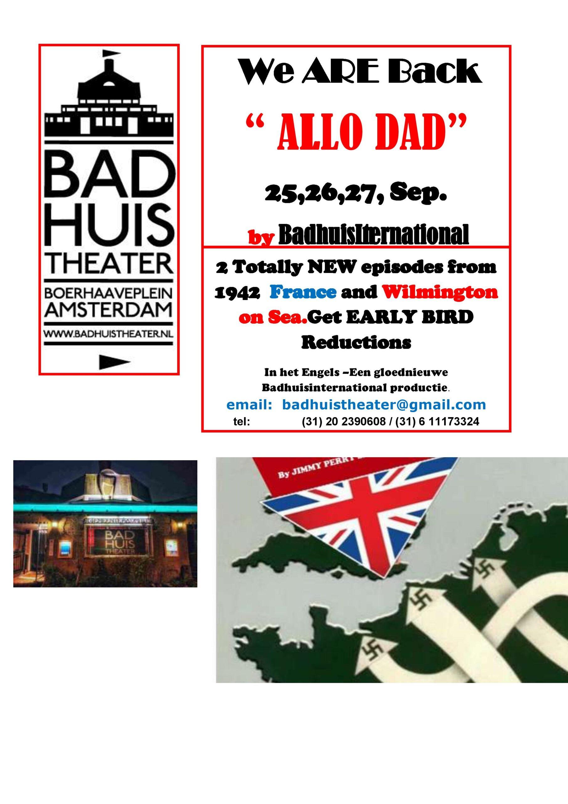 english theatre amsterdam