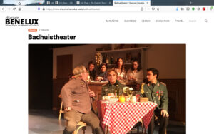 Discover Benelux Badhuistheater