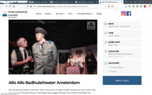 Internationallocals.nl badhuistheater
